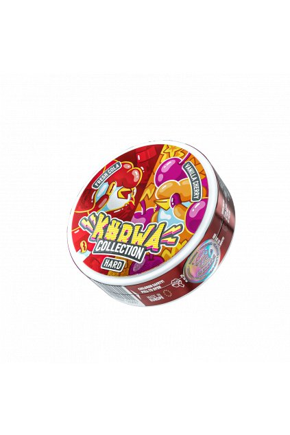 Kurwa collection nikotinove sacky nicopods Fresh cola Vanilla cherry