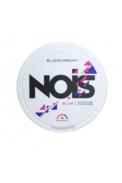 nikotinove sacky nois blackcurrant nicopods