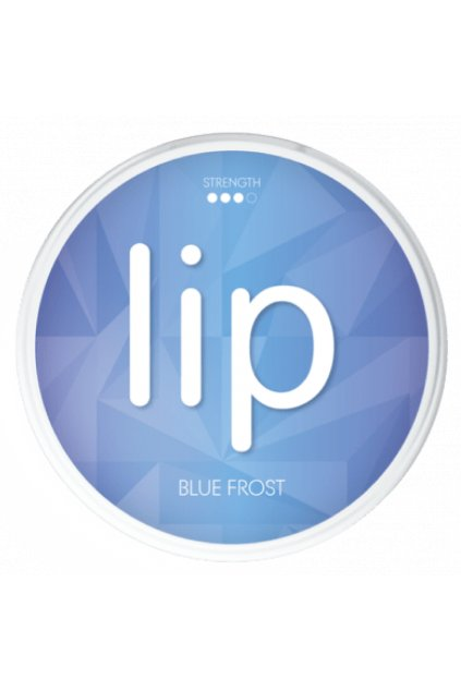 lip blue frost nikotinove sacky