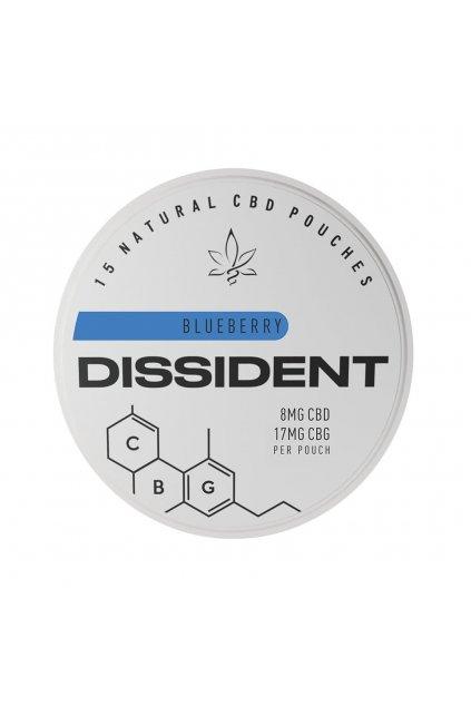Dissident CBG sacky blueberry min