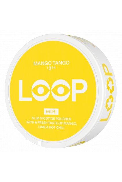 Nikotinove sacky loop mango tango mini