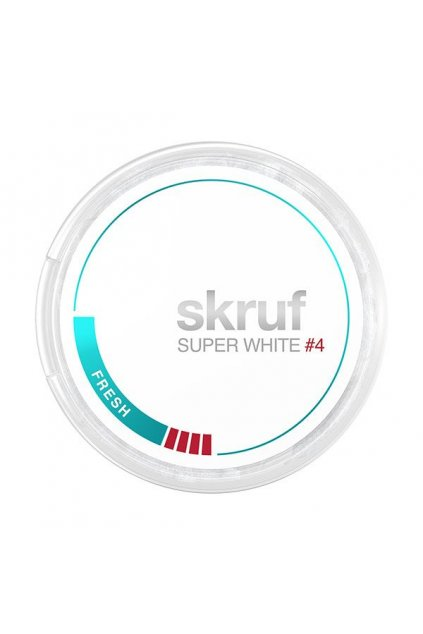 skruf super white fresh 4 9676 march 2019