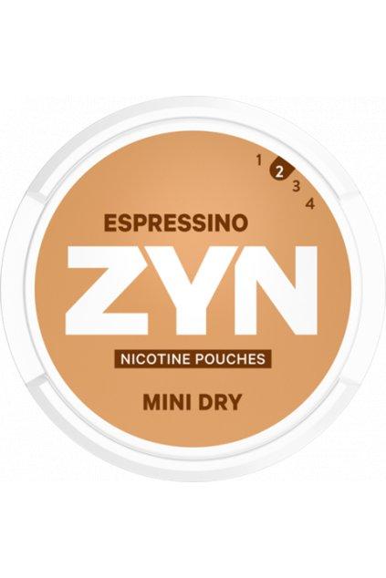 zyn espressino mini dry