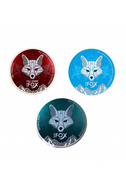 white fox mix pack nordiction