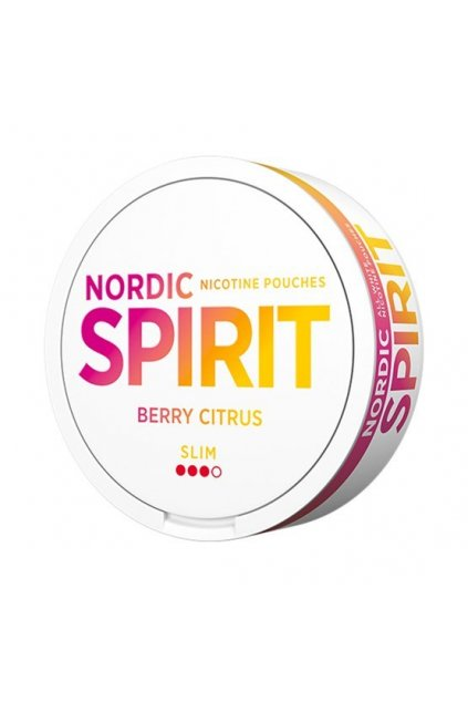 nordic spirit true white berry citrus