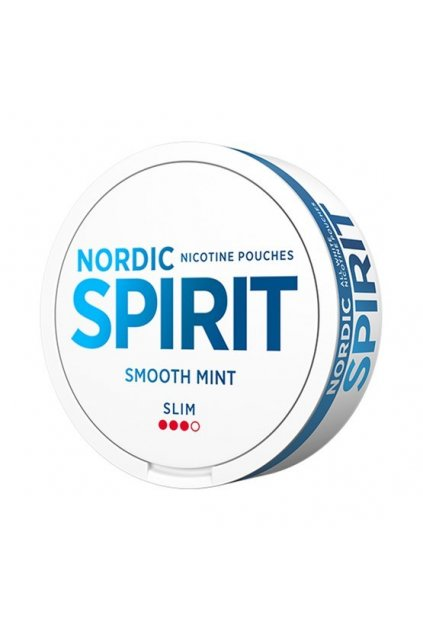 nordic spirit true white smooth mint