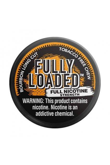 fully loaded bourbon nikotinové sáčky nordiction