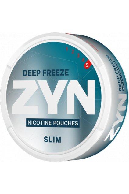 zyn deep freeze nikotinove sacky nordiction