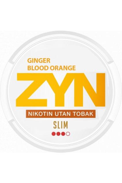 zyn blood orange
