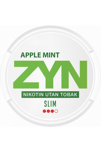 zyn apple