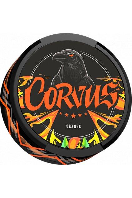 Corvus Flash nikotinove sacky nordiction
