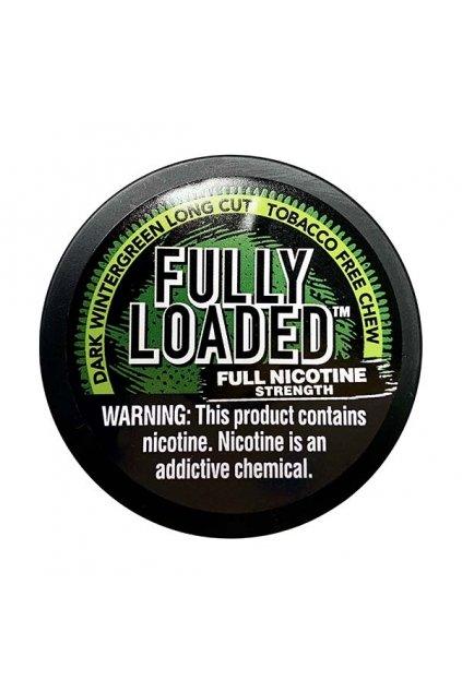 Fully loaded dark wintergreen nikotinove sacky sypane z usa nordiction