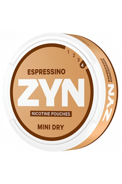 zyn espressino mini strong nikotinove sacky nordiction