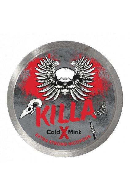 Killa Cold Mint X min