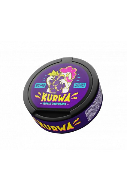 Kurwa black currant nikotinové sáčky z ruska nordiction