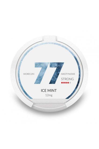 77 ice mint 12mg nikotinove sacky nicopods