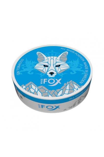 white fox slim nikotinove sacky nicopods