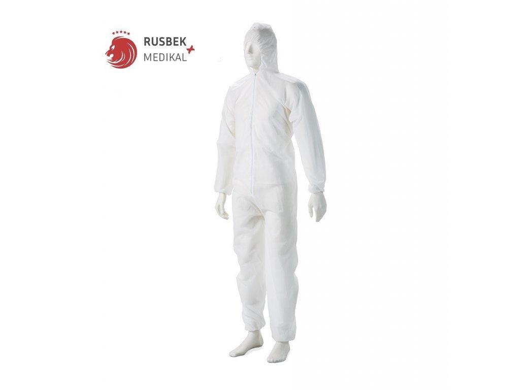 Ochranný oblek Rusbek, typ 5/6 - vel XL-XXXL (Velikost XL)
