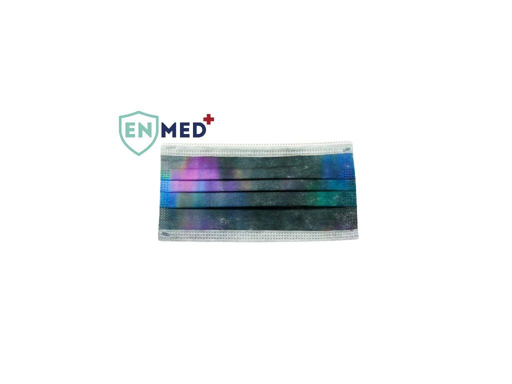 ENMED® Designová hygienická rouška 26 Galaxy 10 ks