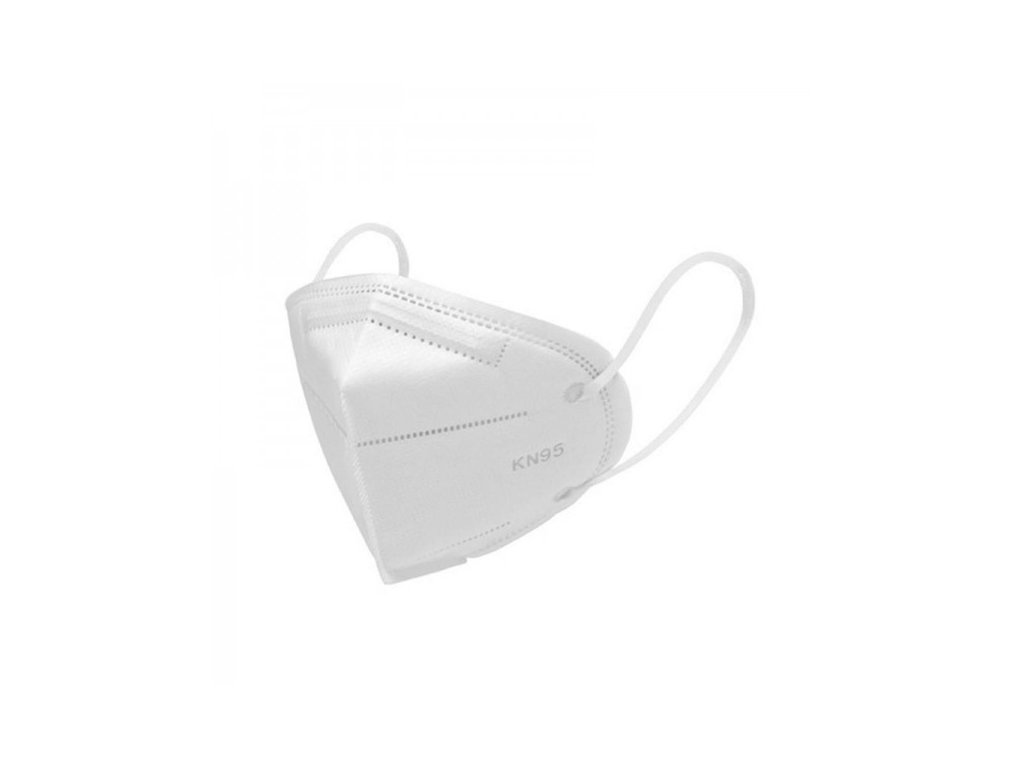 Sunway respirátor KN95 bílá - 100 ks