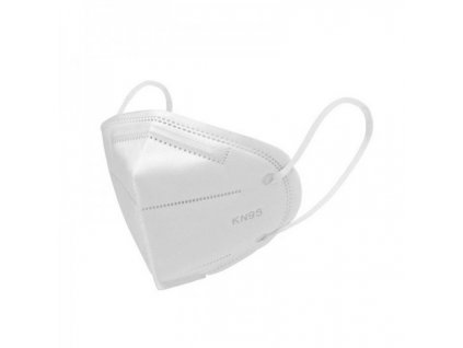 Sunway respirátor KN95 bílá - 1 ks