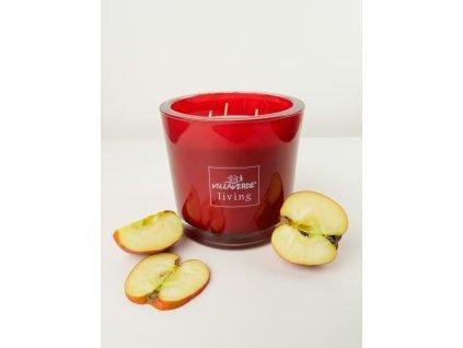 """Vonná svíčka """"Baked Apple"""""""