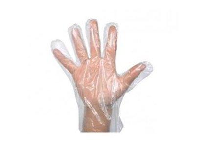 61 jednorazove hdpe rukavice 100 ks
