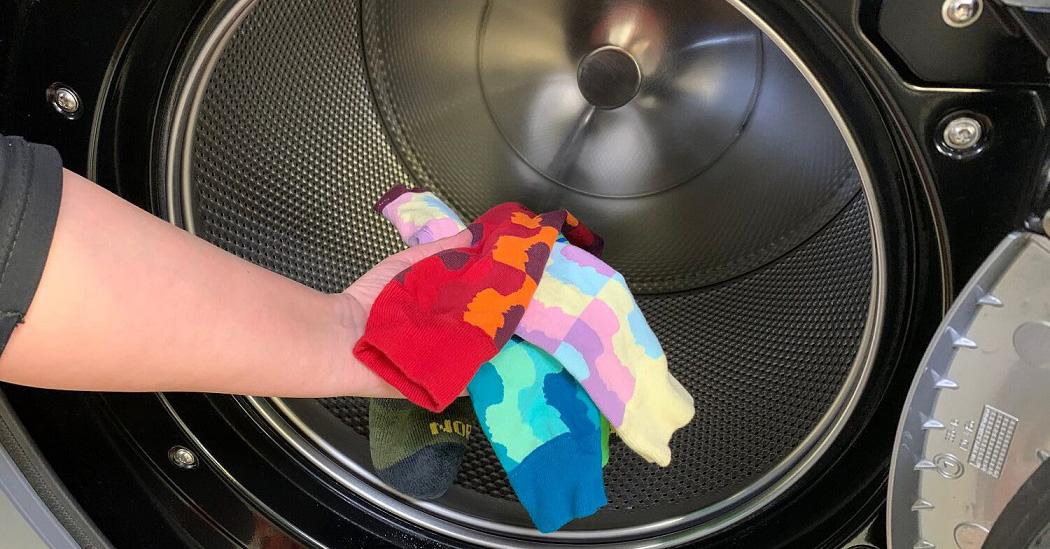 Záhada mizejících ponožek
