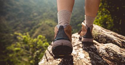 Jak vybrat turistické ponožky