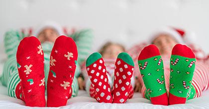 10 důvodů, proč jsou ponožky dobrým vánočním dárkem