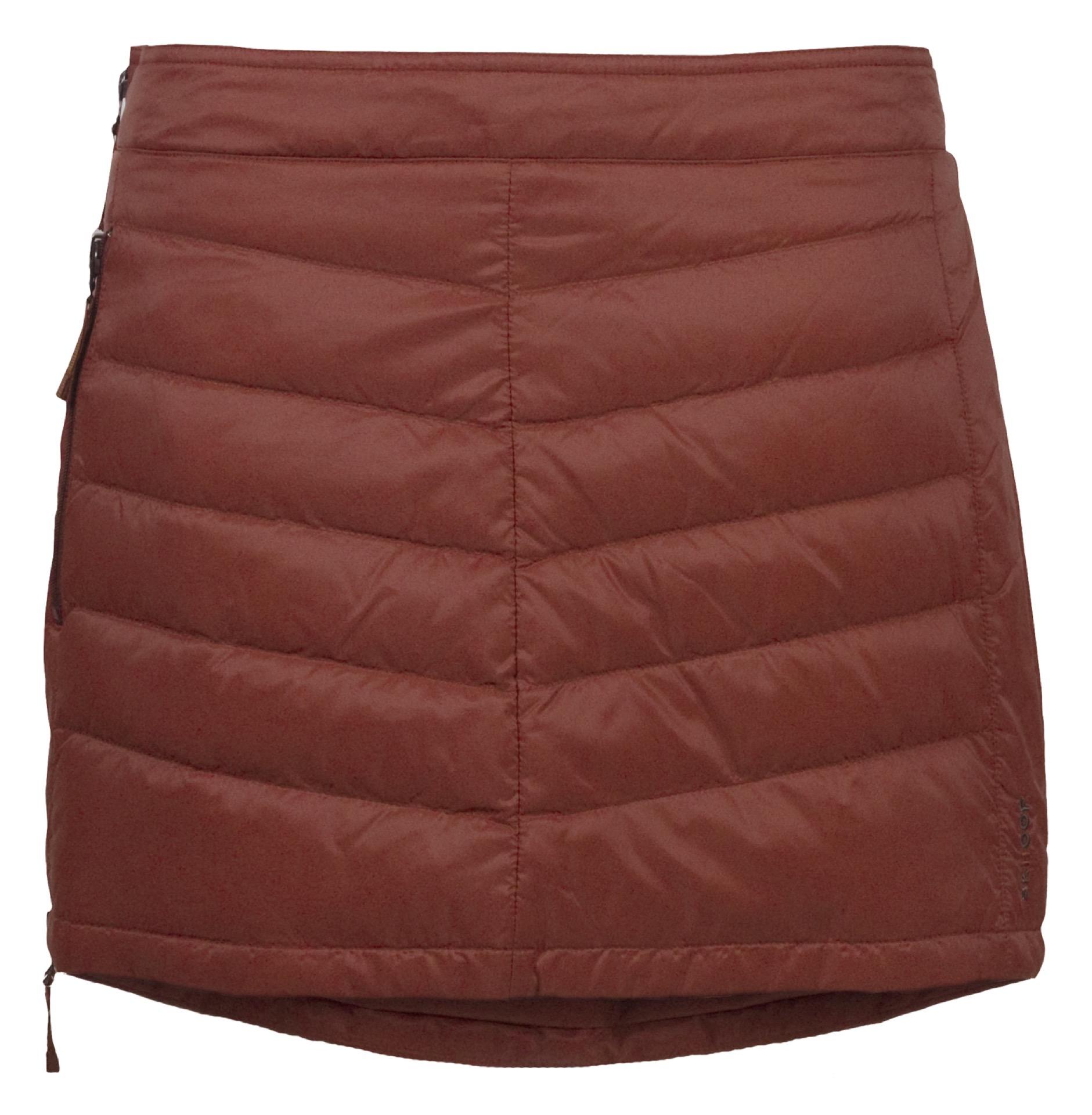 Zimní sukně mini