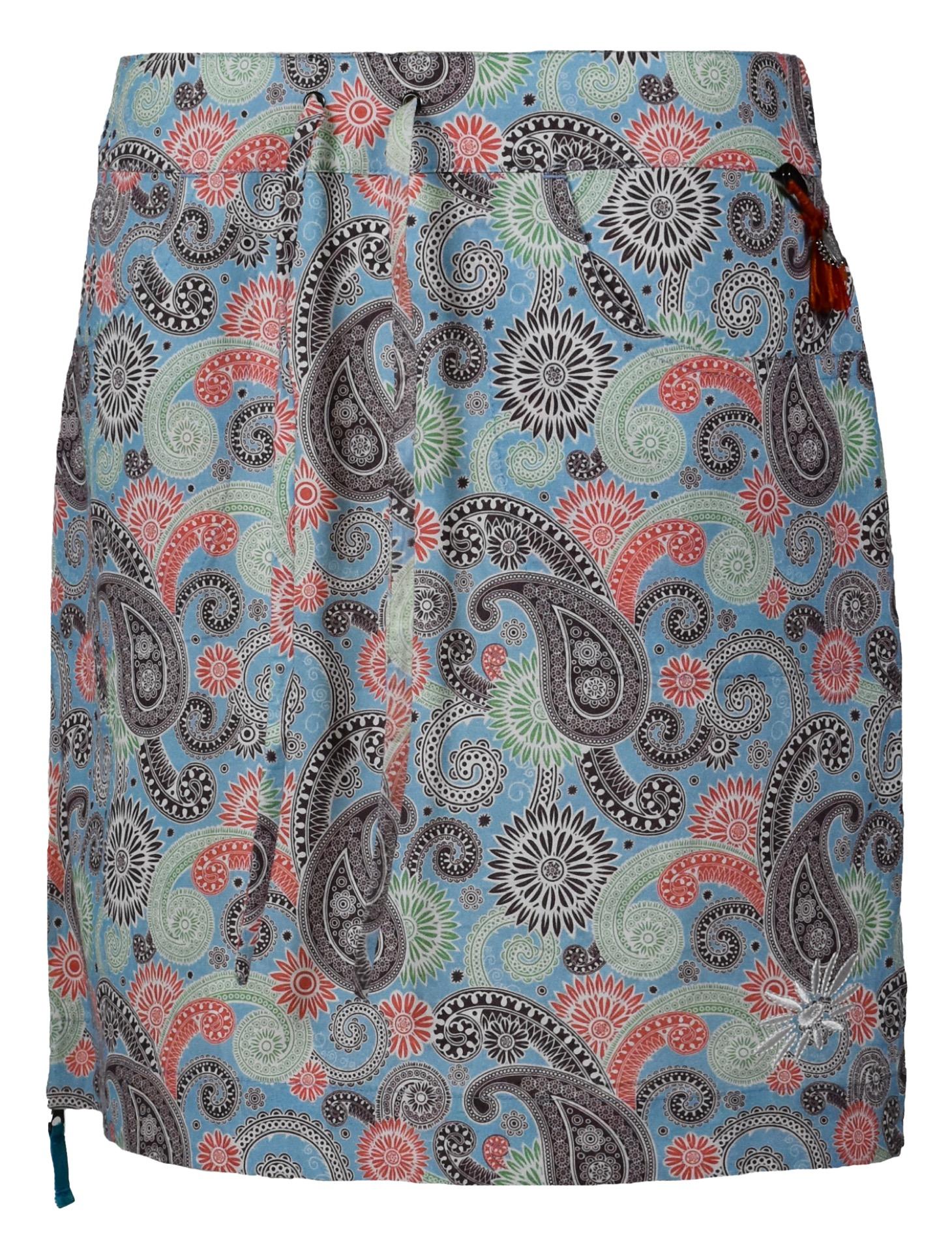 Letní sukně nad kolena
