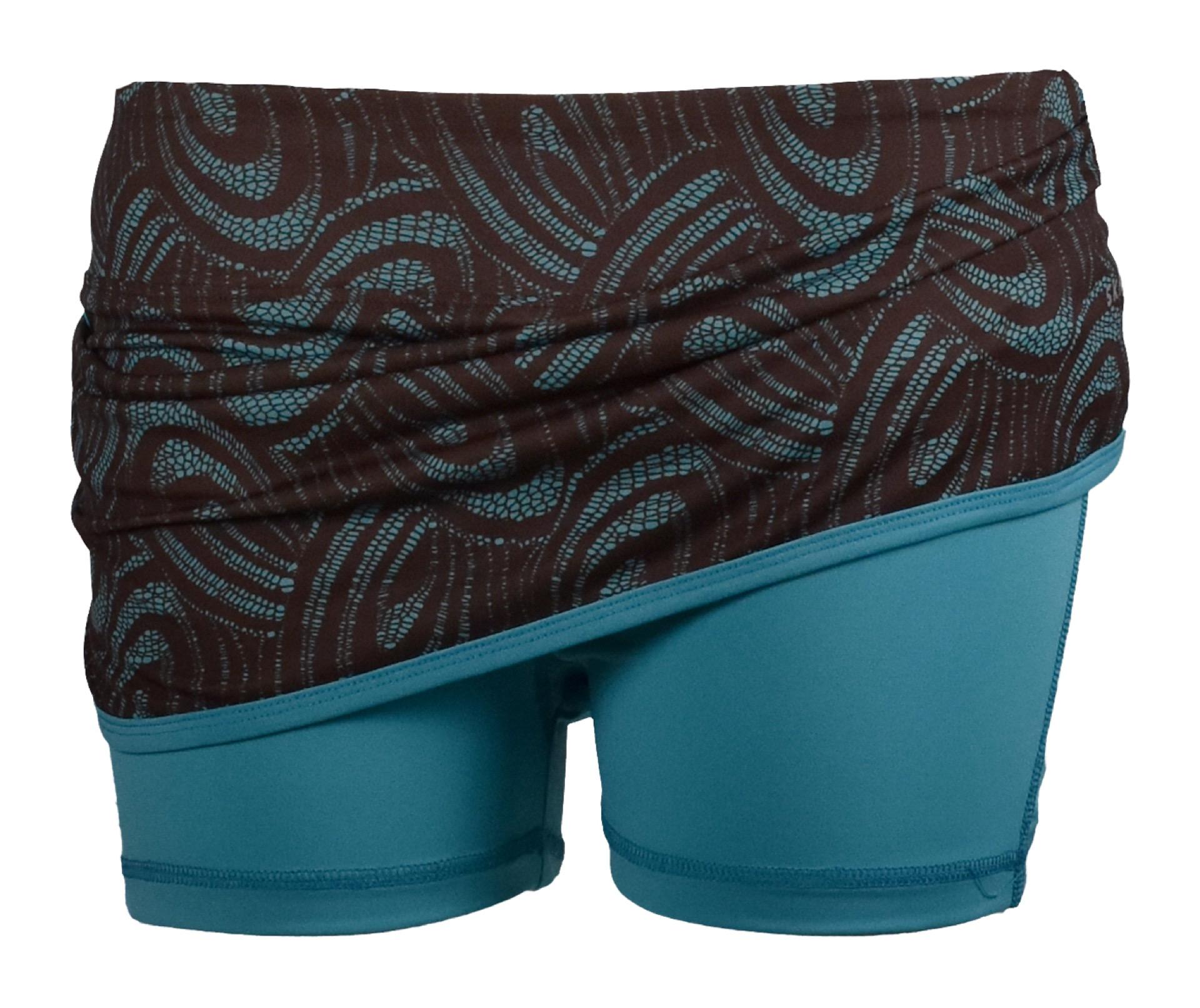 Letní sukně s vnitřními šortkami
