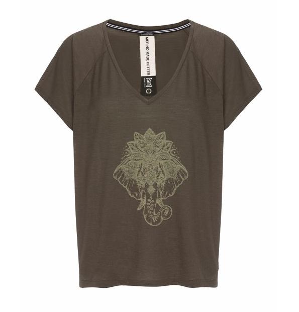 Jógová trička a tílka