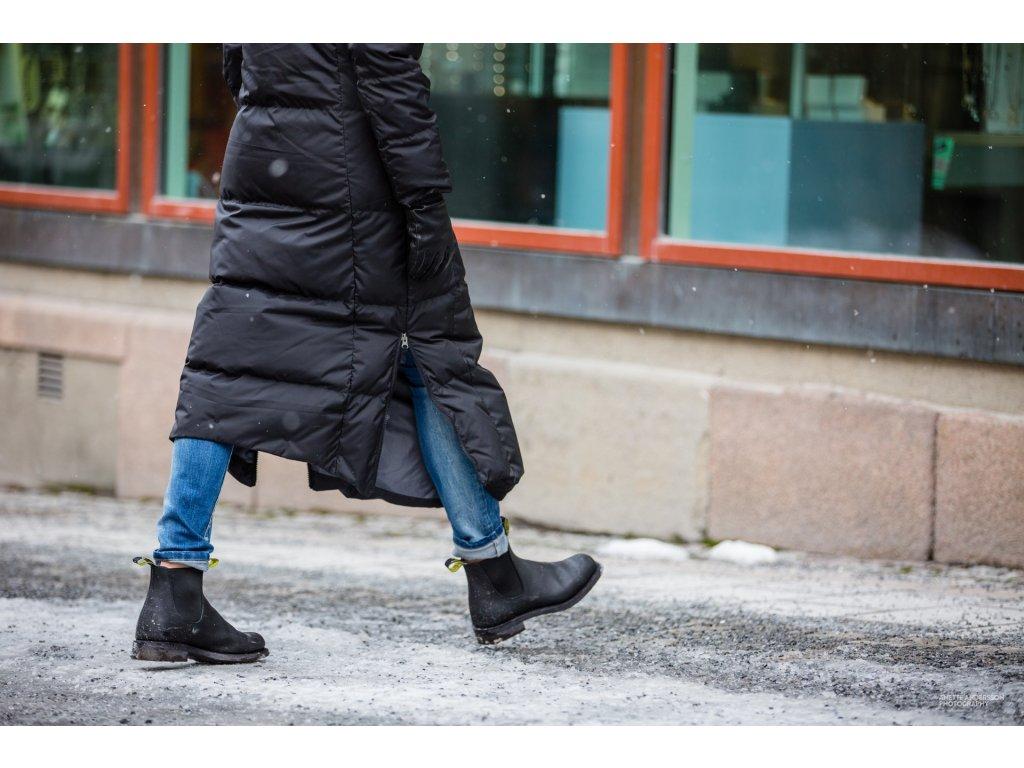 15b264a93c hellaDownKabat · Anette Andersson220317 5407 HIGH RESOLUTION 1920px ·  Dlouhý péřový kabát Hella Down ...