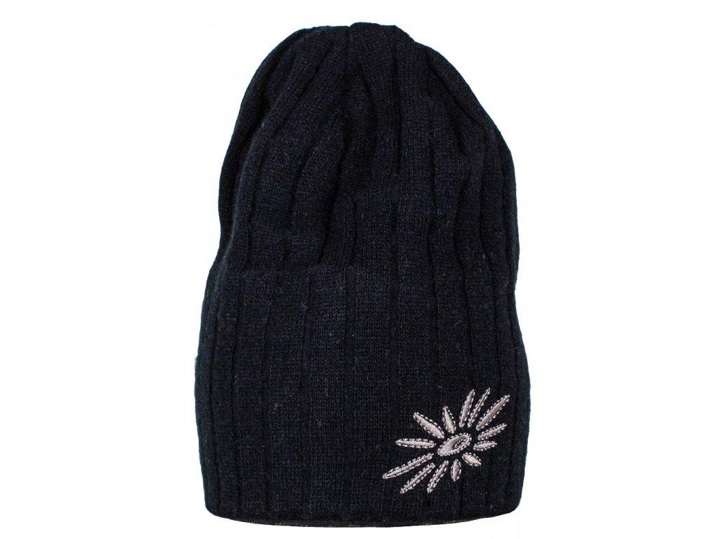 Zimní čepice Original SKHOOP  - černá