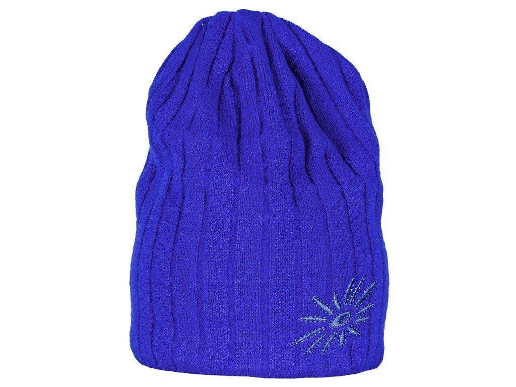 Zimní čepice Original SKHOOP - modrá