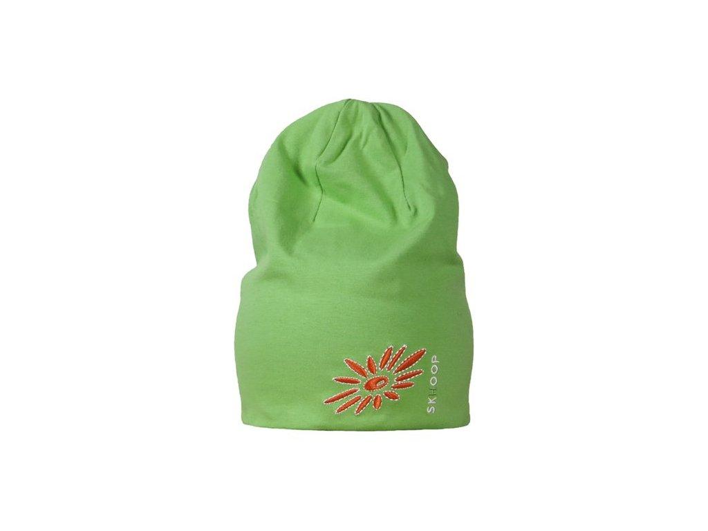 Funkční čepice Jersey Beanie SKHOOP - peprmintová