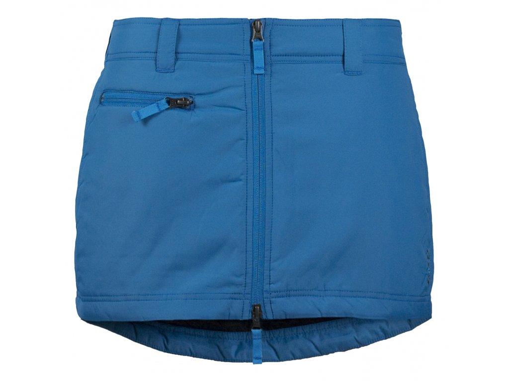 Zimní mini sukně Mini SKHOOP - methyle blue