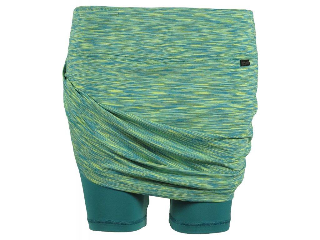 f2e52a0a844f Sportovní sukně s vnitřními šortkami Betty Skhort SKHOOP - poolblue ...