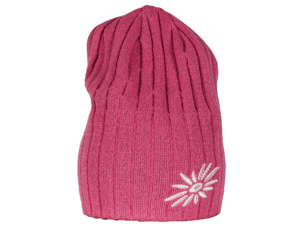 Zimní čepice Original SKHOOP - rose
