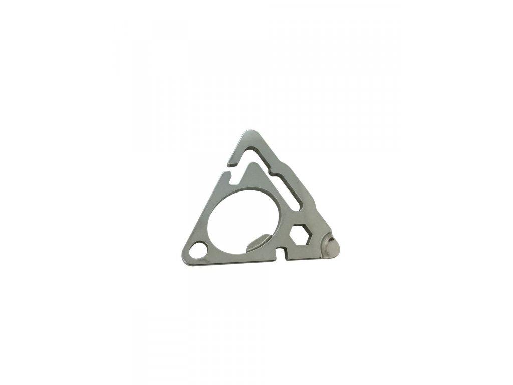 Multifunkční klíč Munkees - trojúhelník
