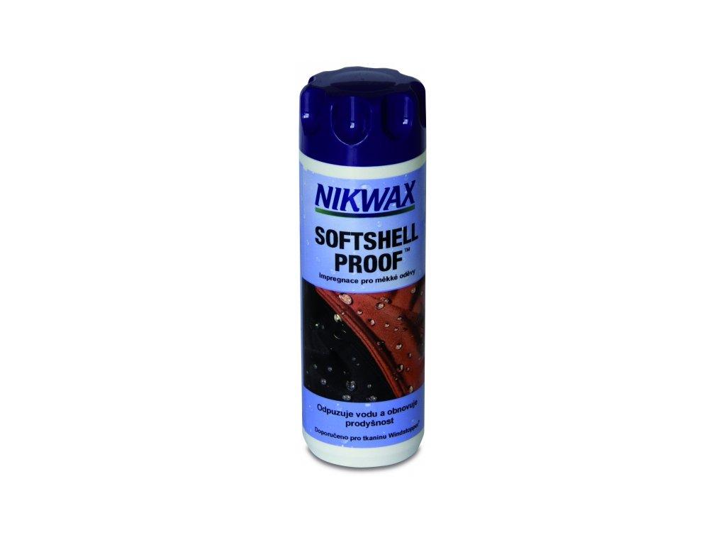 Softshell Proof Nikwax - wash-in impregnace