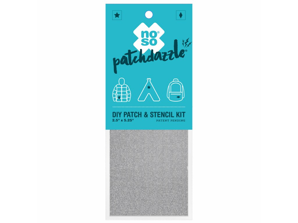 Patchdazzle Stencil Kit reflective