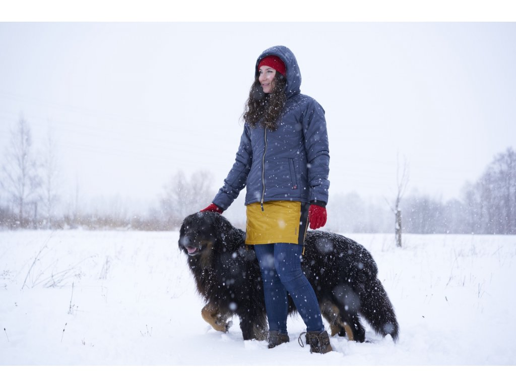 Zimní Primaloftová bunda Kathy SKHOOP - navy
