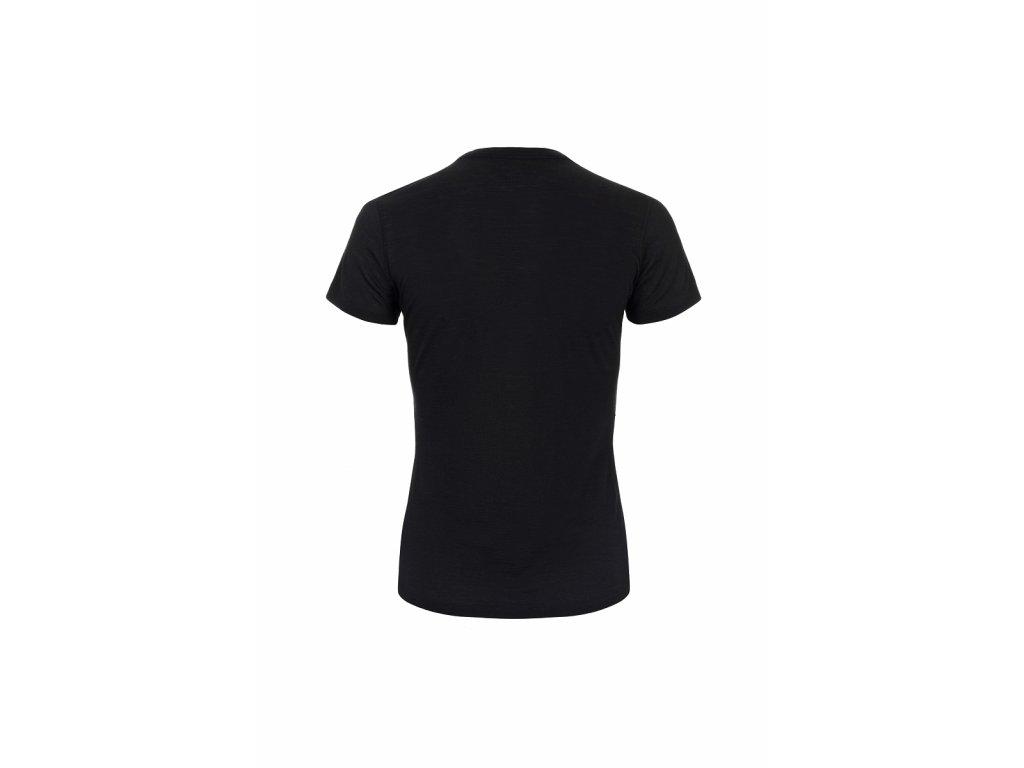 Dámské tričko Base Tee 140 [sn] - caviar