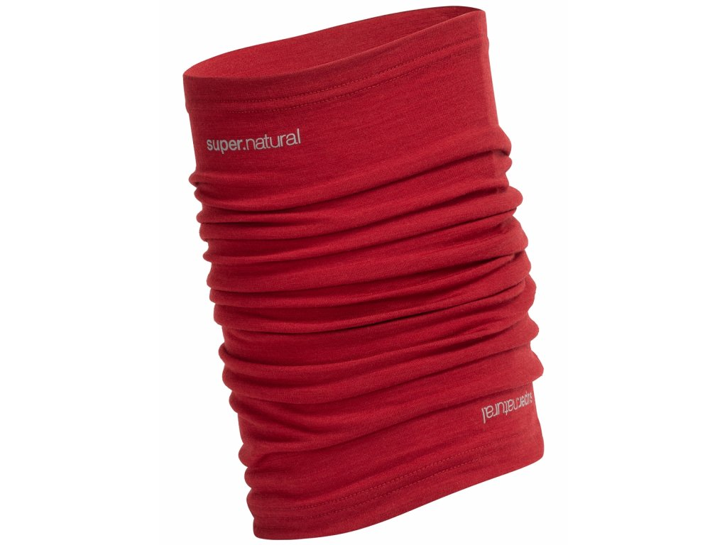 wnderlust neckwarmer red SNA0133400590 2