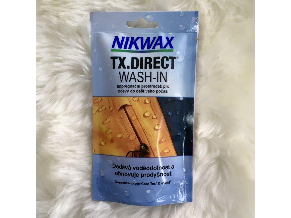 TX.Direct Nikwax - wash-in impregnace - 100 ml