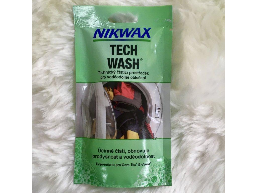 Prací prostředek Tech Wash Nikwax - 100 ml