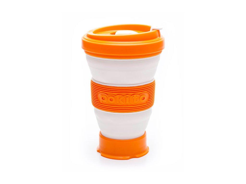 pokito cup pumpkin orange 510x671
